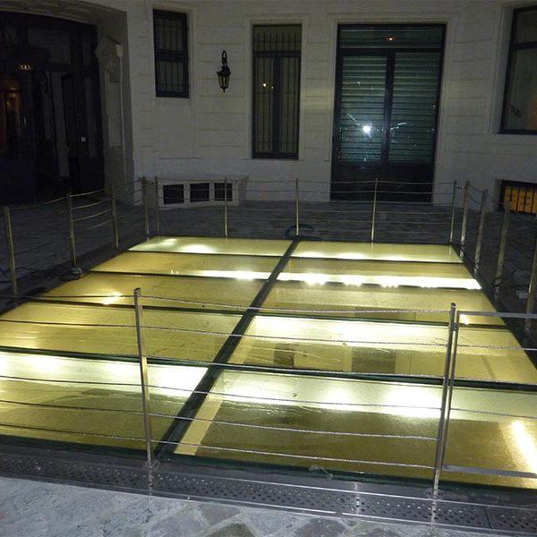 Réalisation et pose de puits de lumière depuis Villeparisis